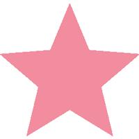 レビューの星