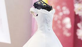 ウェディングドレス選びのイメージ