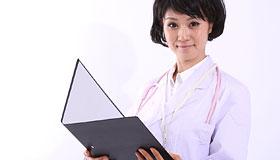 産婦人科の医師のイメージ